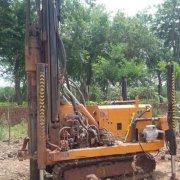 岩石井施工方案